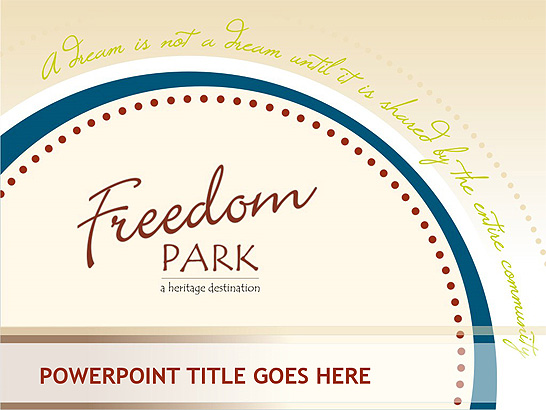 PowerPoint Cover Design