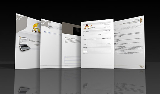 COZA Web Design Quality Word Template Design - Microsoft office design templates